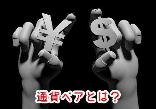 通貨ペアの特徴2