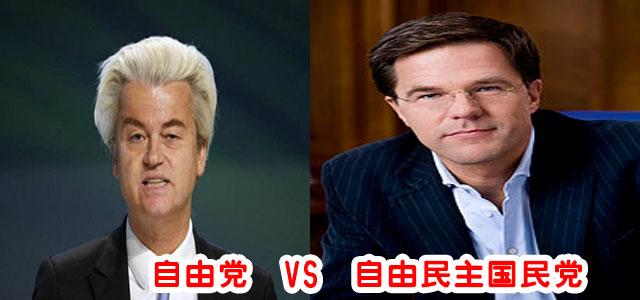 オランダ総選挙