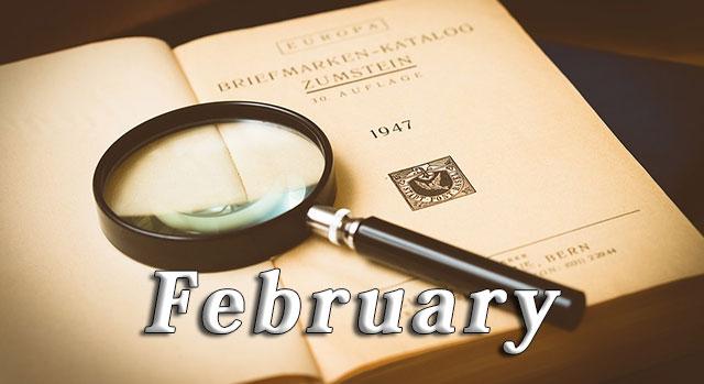 2月の経済指標