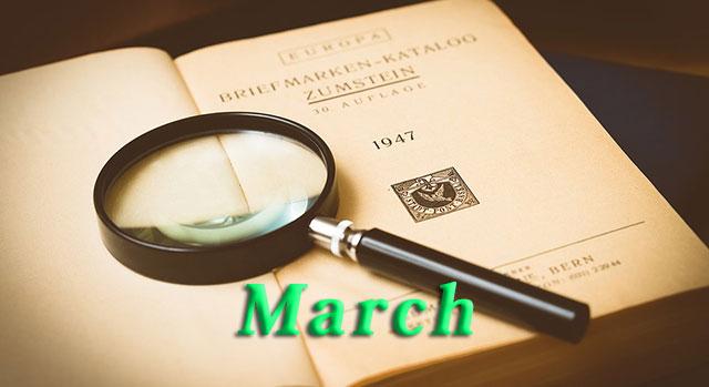 2月~3月までの経済指標
