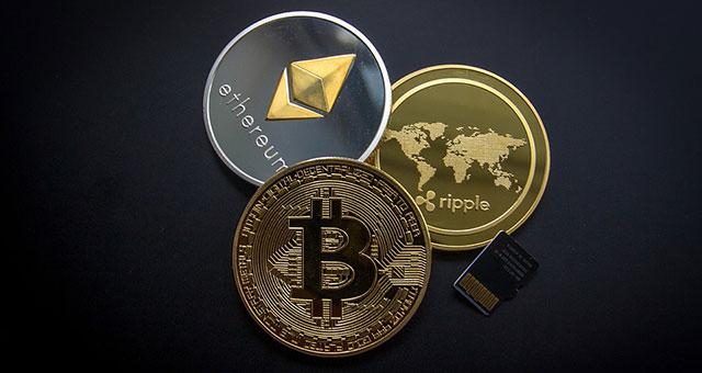 仮想通貨の種類は多いらしいけど有名なのはビットコインとイーサリアム