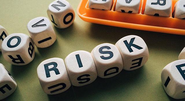 投資にリスクはつきものだ!