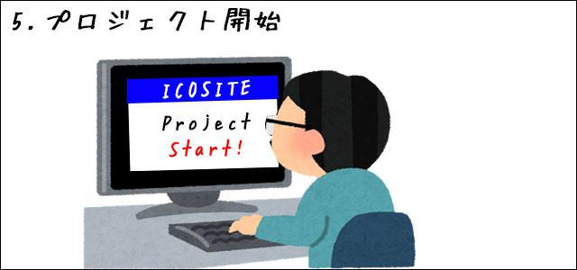 プロジェクト開始