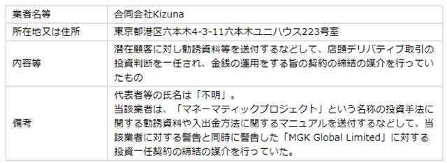 小田川さり氏は「ゴールデンオクトパス」で有名!?