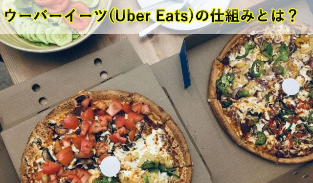 ウーバーイーツ(Uber Eats)とは?